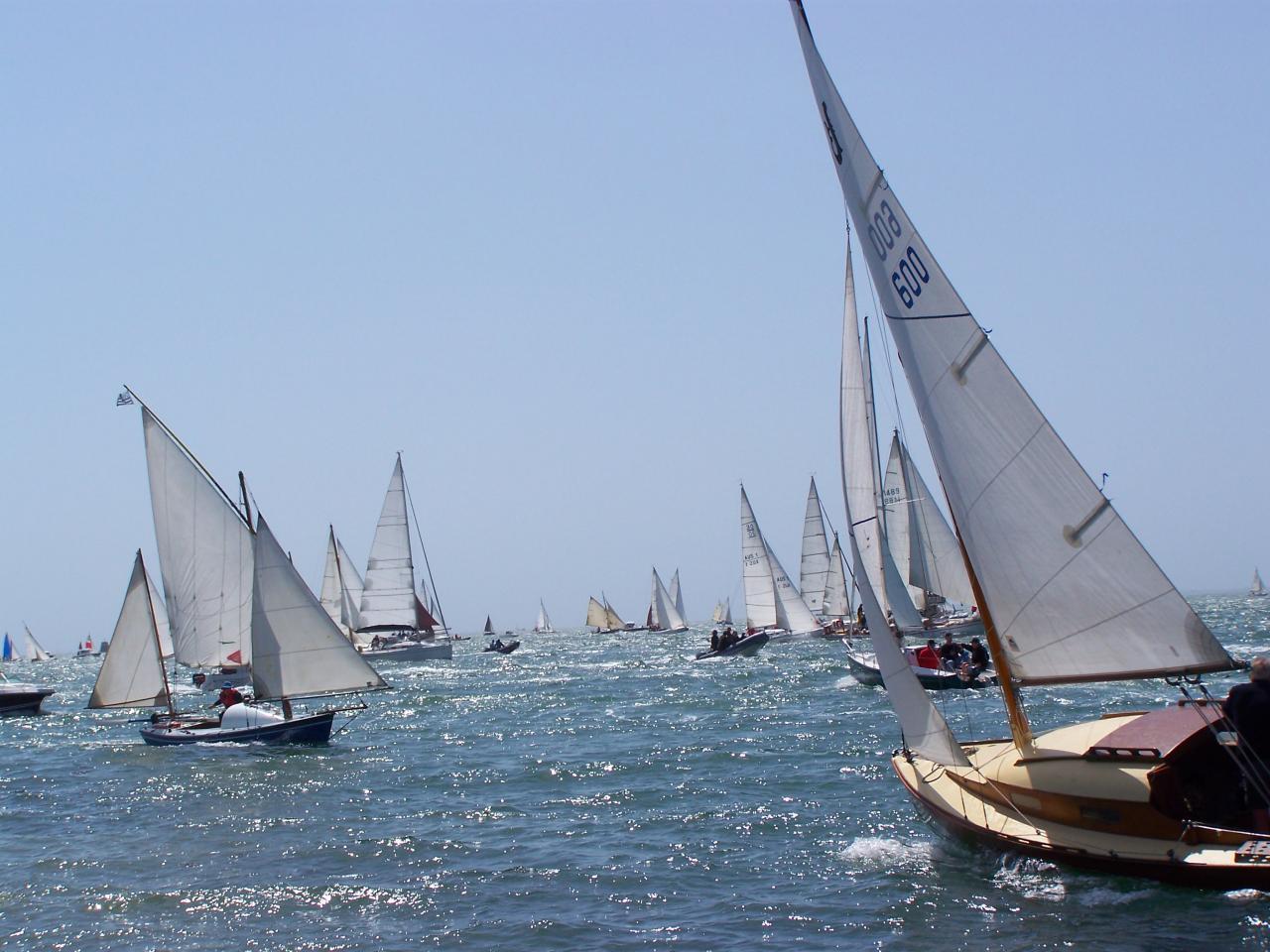 Semaine du Golfe Port-Navalo