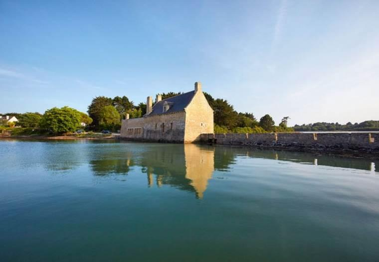 Moulin pen castel